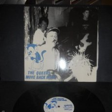 Discos de vinilo: THE QUEERS - MOVE BACK HOME, VINILO LOOKOUT RECORDS.. Lote 61226771