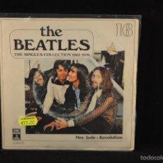 Discos de vinilo: THE BEATLES - HEY JUDE / REVOLUTION - SINGLE. Lote 61247711