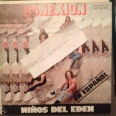 Discos de vinilo: CONEXION NIÑOS DEL EDEN / OUR MUSIC MOVIEPLAY 1973 LUIS COBOS. Lote 61249295