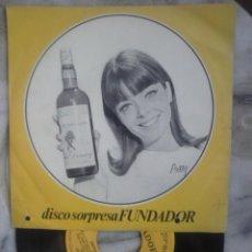 Discos de vinilo: LOS ANGELES - FUNDADOR .. Lote 61270687