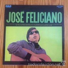 Discos de vinilo: JOSÉ FELICIANO - TÍTULO SIMILAR - MÚSICA - VINILO - LP. Lote 61276395