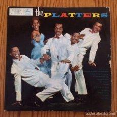 Discos de vinilo: THE PLATTERS - THE PLATTERS - LP - MONOAURAL - VINILO. Lote 61277735