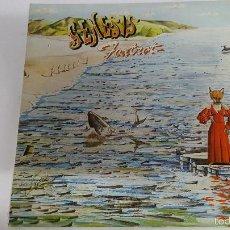 Discos de vinilo: MAGNIFICO LP - G E N E S I S - F O X T R O T -. Lote 61278419