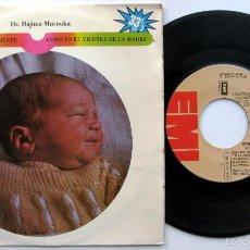 Discos de vinilo: DR. HAJIME MUROOKA - DURMIENDO PLÁCIDAMENTE COMO EN EL VIENTRE DE LA MADRE - EP EMI 1975 BPY. Lote 61290535