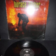 Discos de vinilo: HORACLE PINKER - BURN TEMPE TO THE GROUND. LP.. Lote 61296491