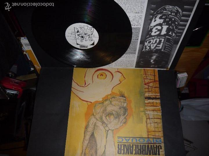 JAWBREAKER - BIVOUCAC, LP ORIGINAL 1991, USA. (Música - Discos - LP Vinilo - Punk - Hard Core)