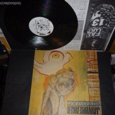 Discos de vinilo: JAWBREAKER - BIVOUCAC, LP ORIGINAL 1991, USA.. Lote 61296971