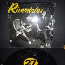 Discos de vinilo: RIVERDALES - 27. VINILO ,LP. 1995 USA. ORIGINAL , DIFICILISIMO.. Lote 61297739