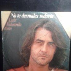 Discos de vinilo: LUIS EDUARDO AUTE .. Lote 61310455