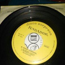 Discos de vinilo: DISCO FUNDADOR EL RÍTMO LIVERPOOL. Lote 61338971