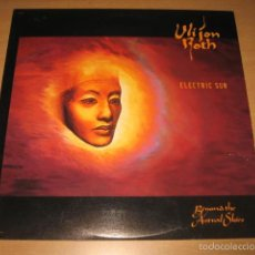Discos de vinilo: LP ULI JON ROTH ELECTRIC SUN - CAPITOL RECORDS AÑO 1985 USA - SCORPIONS. Lote 61345019