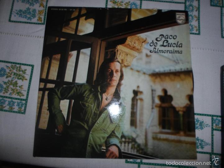 PACO DE LUCIA ALMORAIMA (Música - Discos - LP Vinilo - Flamenco, Canción española y Cuplé)