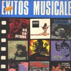 Discos de vinilo: EXITOS MUSICALES DE PELICULAS. Lote 61352999
