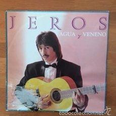 Discos de vinilo: JEROS - (LOS CHICHOS) AGUA Y VENENO - SINGLE PROMOCIONAL. Lote 61358327