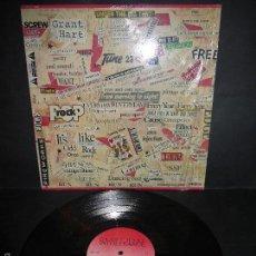 Discos de vinilo: GRANT HART - INTOLERANCE , VINILO 1989.. Lote 61363400