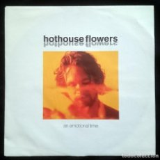 Discos de vinilo: HOTHOUSE FLOWER: AN EMOTIONAL TIME, SINGLE LONDON RECORDS 857 018-7, GERMANY, 1993. NM/VG++.. Lote 61390259