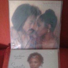 Discos de vinilo: LOTE DE TRES LPS DE SYREETA Y G.C.CAMERON AÑOS 70 ,80,EXTRANJEROS. Lote 61396211