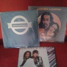 Discos de vinilo: LOTE DE TRES LPS DE ASHFORD AND SIMPSON AÑOS 80 ,EXTRANJEROS. Lote 61398423