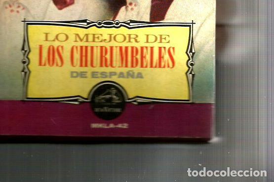 Discos de vinilo: LO MEJOR DE LOS CHURUMBELES DE ESPAÑA ( CAJA CON 3 LP´S ) EDICION MEXICO MKLA 42 - Foto 2 - 61430487