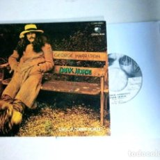 Discos de vinilo: BEATLES GEOGE HARRISON SINGLE ORIGINAL ESPAÑA 1975 COLECCION. Lote 61459855