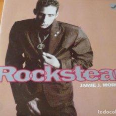 Discos de vinilo: JAMIE J. MORGAN - ROCKSTEADY / HEAVEN CAN WAIT - 1990 TABU. Lote 61472455
