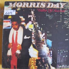 Discos de vinilo: LP - MORRIS DAY - COLOR OF SUCCESS (PROMOCIONAL ESPAÑOL, WB RECORDS 1985). Lote 61486443