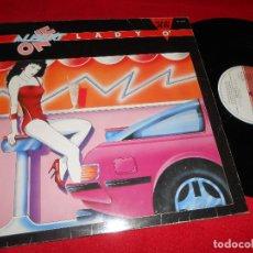 Discos de vinilo: ALBERT ONE LADY O'/INSTRUMENTAL 12 MX 1985 BABY RECORDS EDICION ESPAÑOLA SPAIN. Lote 122022931