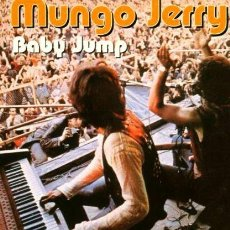 Discos de vinilo: MUNGO JERRY (SINGLE/EP INGLES) (33 RPM-16 MINUTOS) BABY JUMP / THE MAN BEHIND THE PIANO -. Lote 61498107