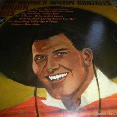 Discos de vinilo: PAT BOONE´S GOLDEN HITS SPEEDY GONZALES LP - ORIGINAL U.S.A. - DOT RECORDS 1962 MONOAURAL. Lote 61498511