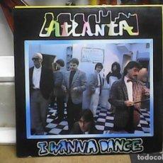 Discos de vinilo: ATLANTAI WANNA DANCE. Lote 61504355