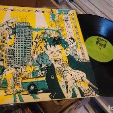 Discos de vinilo: LOCOS POR LA MUSICA LP DISCO DE VINILO PARÁLISIS PERMANENTE ESPASMÓDICOS ZOQUILLOS PUNK POP . Lote 61534268