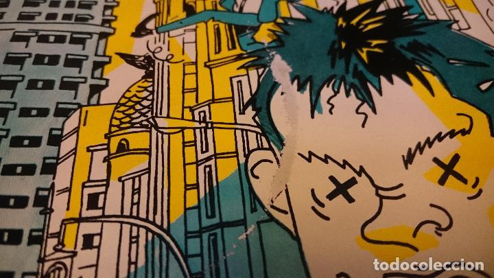 Discos de vinilo: Locos por la musica lp disco de vinilo Parálisis permanente Espasmódicos Zoquillos Punk Pop - Foto 4 - 61534268