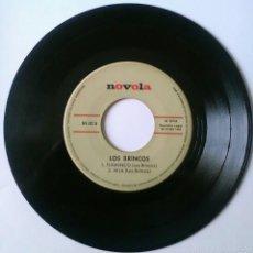 Discos de vinilo: LOS BRINCOS. FLAMENCO. NILA.BYE BYE CHIQUILLA. ES COMO UN SUEÑO. NOVOLA 1964. Lote 61534550