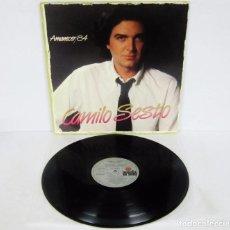 Discos de vinilo: CAMILO SESTO - AMANECER 84 - LP - ARIOLA 1983 SPAIN. Lote 61561268
