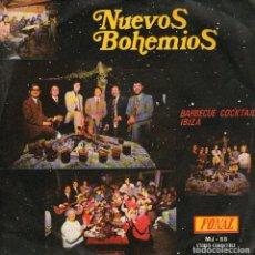 "Discos de vinilo: NUEVOS BOHEMIOS - SINGLE VINILO 7"" - EDITADO EN ESPAÑA - LA PALOMA Y OTROS (POTPOURRI) - FONAL 1972. Lote 61566284"