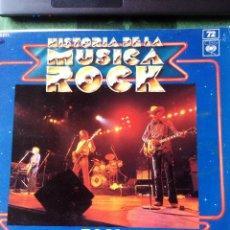 Discos de vinilo: POCO - LP VINILO -HISTORIA DE LA MÚSICA ROCK Nº 72. Lote 61589828
