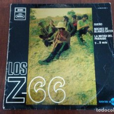 Discos de vinilo: LOS Z-66 - REGAL – 1J-040-20.088M, LP, SPAIN 1969. Lote 59431126