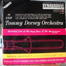 Discos de vinilo: LP EN DIRECTO DE THE NEW TOMMY DORSEY ORCHESTRA (AÑO 1964, RCA LSP-2830), SONIDO ESTEREO-DYNAGROOVE. Lote 61591728