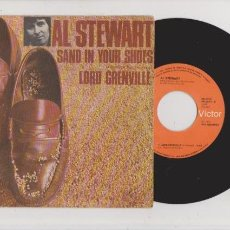 Discos de vinilo: AL STEWART - SAND IN YOUR SHOES / LORD GRENVILLE - RCA VICTOR PB-5073 B. Lote 61601424