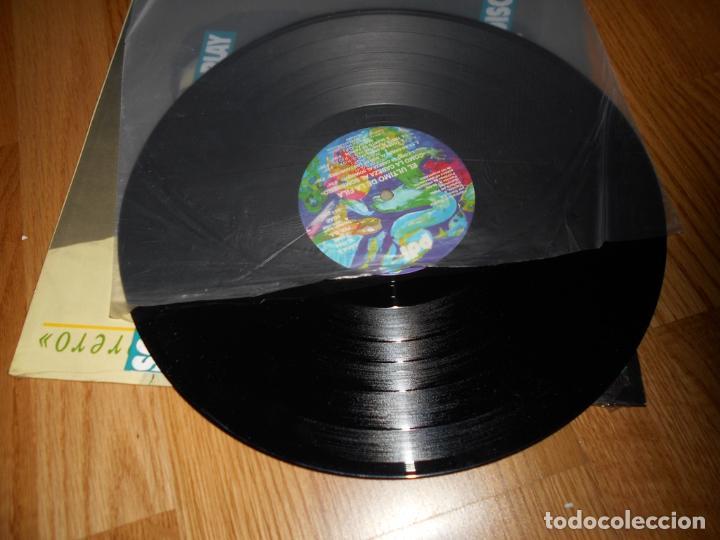 Discos de vinilo: El ultimo de la fila - como la cabeza al sombrero Lp 1988 - Foto 3 - 61619984