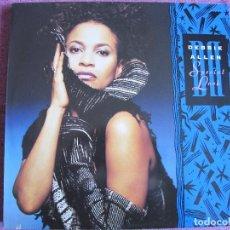Discos de vinilo: LP - DEBBIE ALLEN - SPECIAL LOOK (GERMANY, MCA RECORDS 1989). Lote 61623008