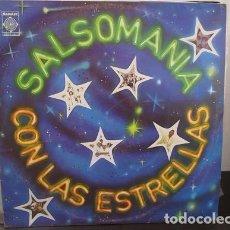 Discos de vinilo: SALSA 1985 VARIOS VINILO LP T21. Lote 61640612