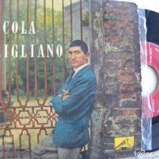 Discos de vinilo: NICOLA ARIGLIANO -COME PRIMA -EP 1958. Lote 61661484