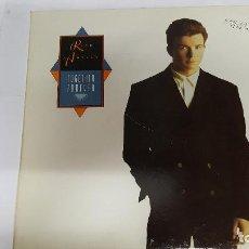 Discos de vinilo: MAGNIFICO LP DE - R I C K - A S T L E Y -. Lote 61667940