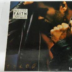 Discos de vinilo: MAGNIFICO LP DE - GEORGE MICHAEL - F A I T H -. Lote 61672044