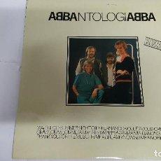 Discos de vinilo: MAGNIFICO LP DE - ABBA ANTOGOGIA ABBA -. Lote 61674984