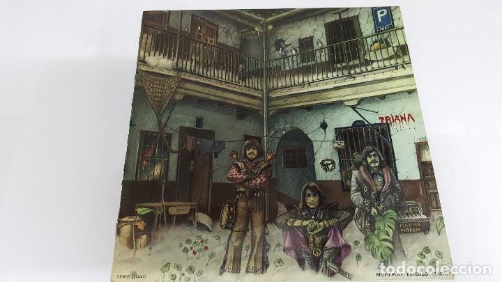 MAGNIFICO LP DE - T R I A N A - (Música - Discos de Vinilo - EPs - Grupos Españoles de los 70 y 80)