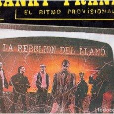 Discos de vinilo: VINILO FRANKY FRANKY LA REBELION DEL LLLANO. Lote 61730864