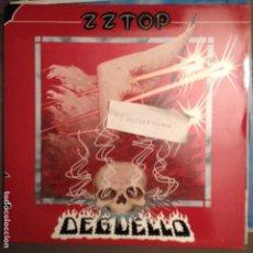 Discos de vinilo: ZZ TOP- DEGUELLO 1979 WARNER BROSS RECORDS. Lote 61729784
