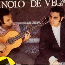 Discos de vinilo: MANOLO VEGA . Lote 61734272